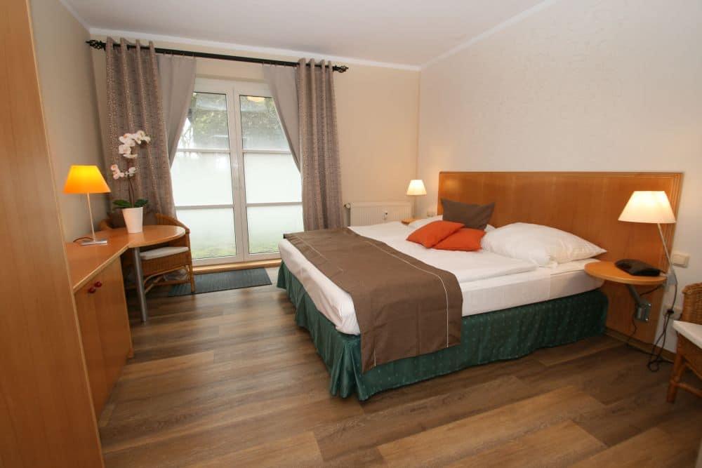 Schlafzimmer Ferienhaus Immenbarg